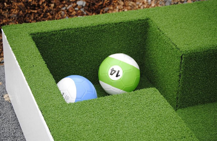 City-Golf_Fussball-Billiard_Kugeln