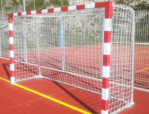 Handballtor – vollverschweißt