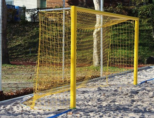 Beach-Soccertor