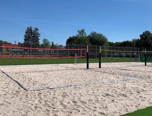 Beachvolleyballanlage | Competition