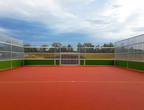 Soccercourt | Simple Line Strong