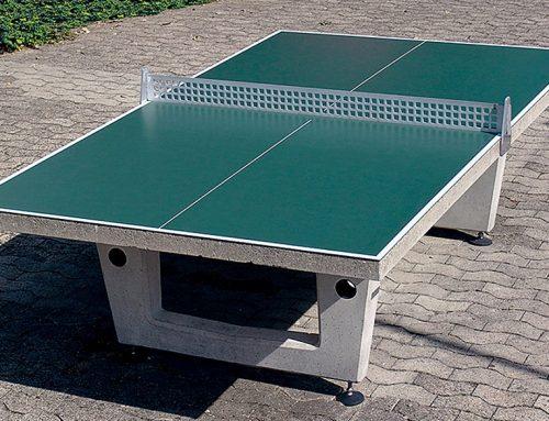 Typ 2 – Tischtennistisch