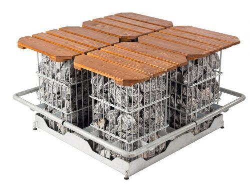Multicube   Gabione Multicube Set 40