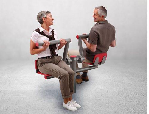 BackGym – Bauch- und  Rückentrainer